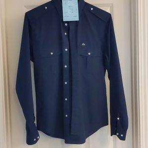 Men's Lacoste 🐊 dress shirt